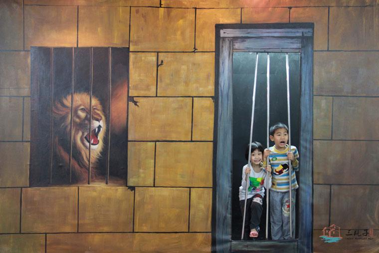 广州海珠广场3D墙绘彩绘