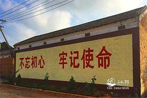 湛江雷州文化墙彩绘
