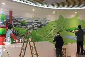 广州白云大源手绘