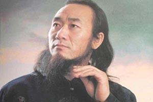著名画家吴大千