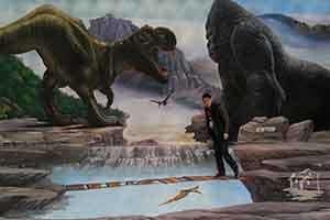 金刚斗恐龙