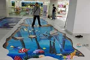 广州燕汇广场海底世界