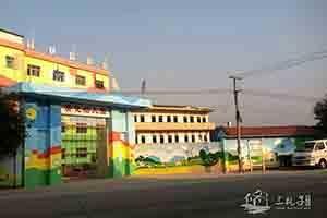 梅州清化幼儿园墙绘彩绘