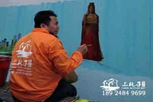 南沙 墙绘彩绘