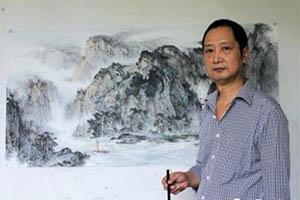山水画家 罗汉成