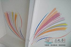 南海图书馆彩绘